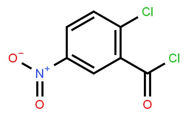 2-氯-5-硝基苯甲酰氯